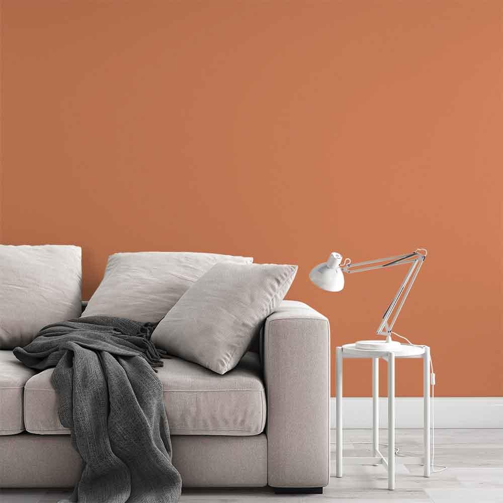 Psicologia das Cores na Decoração: o efeito do laranja