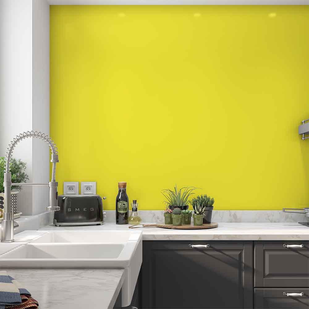 Psicologia das cores na decoração: Amarelo