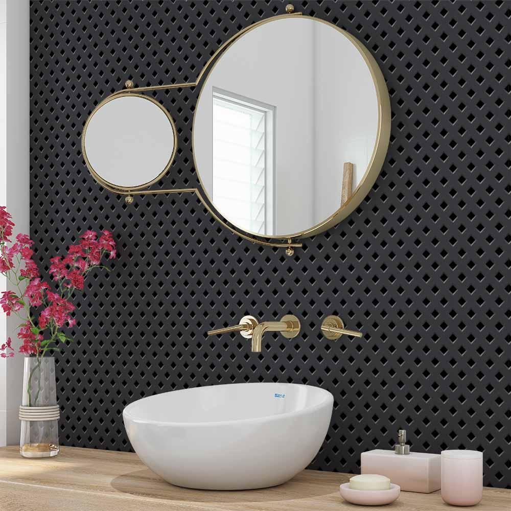 papel-de-parede-liso-preto-adesivo-defacile-autocolante-quartos-cozinha-banheiro-3D