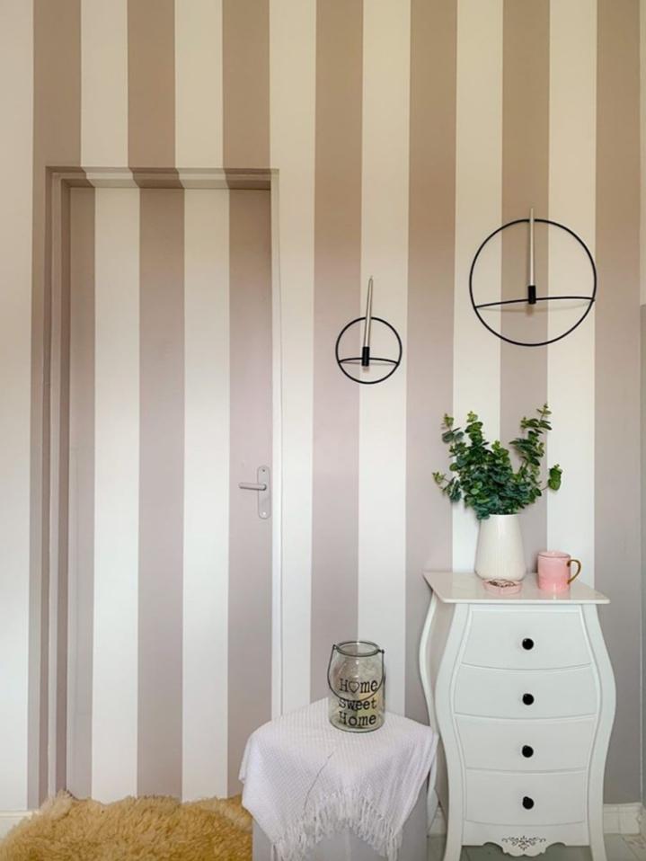 decoracao-do-corredor-papel-de-parede-listrado-papel-adesivo-diy