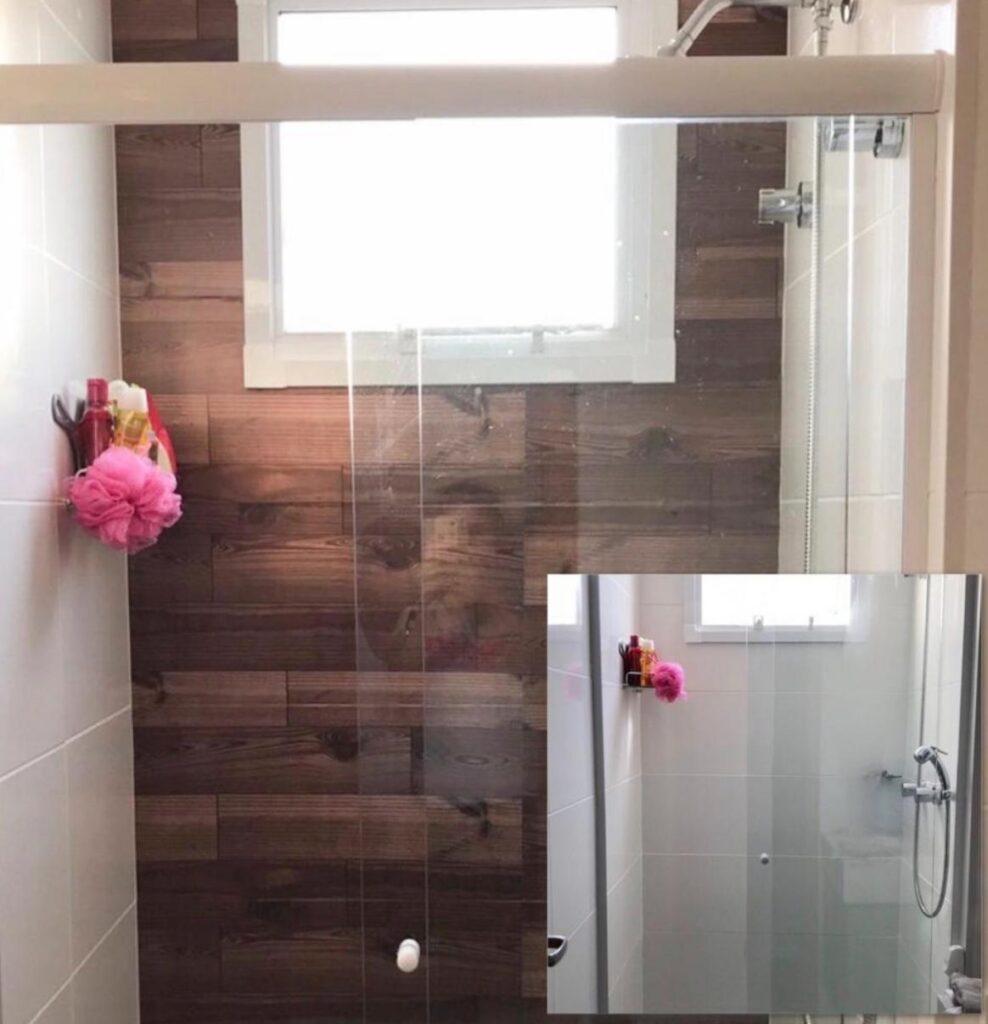 Papel de parede Defacile-adesivo-vinilico-madeira-Banheiro-Box