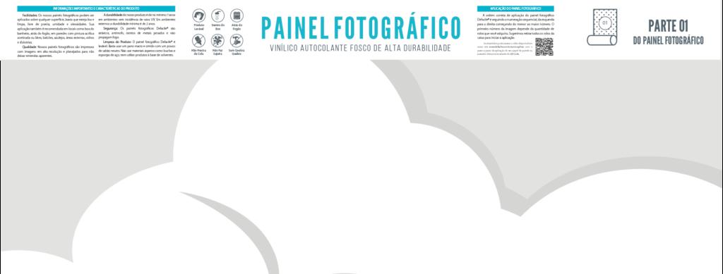 Manual de Aplicação dos Painéis Fotográficos Defacile
